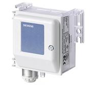Датчик перепада давления QBM2030-1U (-100Па...100Па)