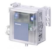 Датчик перепада давления QBM3020-1 (-100Па...100Па)