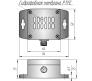 Датчик углекислого газа ДУГ 24.4-20.1.20.Р