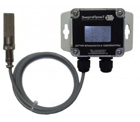 Датчик относительной влажности и температуры ДВТ 24.0-10.4.К.Д